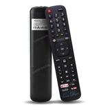 Control Remoto En2h27 Para Hisense Bgh Noblex Vusmart Tv 4k
