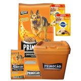 Primocao Adulto Premium 20+2 (22kg) + Contenedor + 2 Pouch