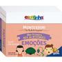 Livro Escolinha Montessori Meu 1 Box De Atividades - Emocoes Original