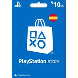 Tarjeta Psn Gift Card 10 Eur Ps4 Ps5 España Inmediata!