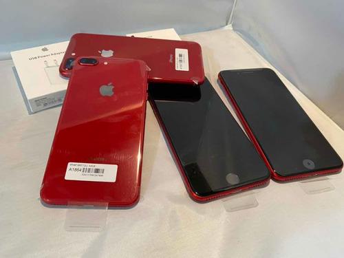 iPhone 8 Plus 64gb Libre Nuevo Con Cargador