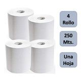 Toalla Papel Industrial 250 Mts X 4 Rollos ( Nova - Elite Ho