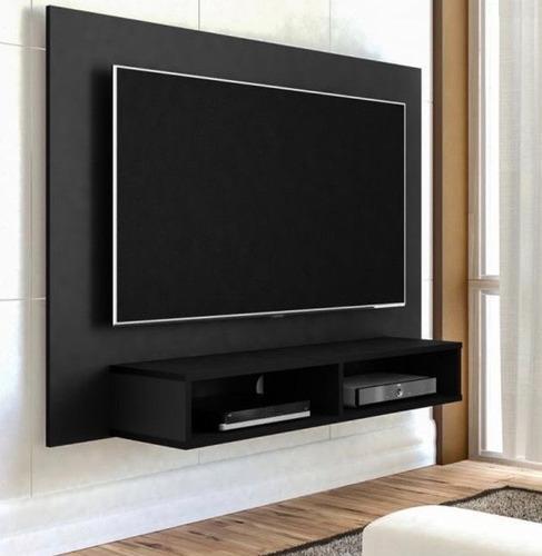 Estante Panel Tv Mueble Melamina 18mm Colores