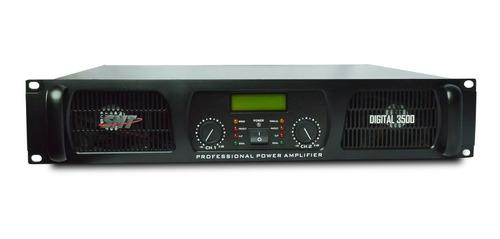 Power Amplificador Smt De 3500w