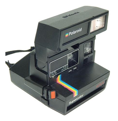 Polaroid Supercolor 635 Cl. Funcionando Correctamente.