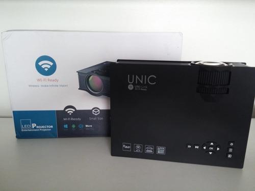 Proyector Led Unic 1200 Lumenes  1080p