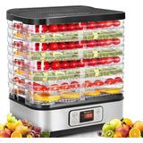 Máquina Deshidratadora De Alimentos Con 1 Bandeja, 100 W