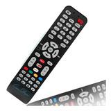 Control Remoto Smart Tv Para Daewoo Tcl Rca Netflix Rc199e