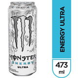 Monster Ultra 473cc - Pack X 6 Unidades