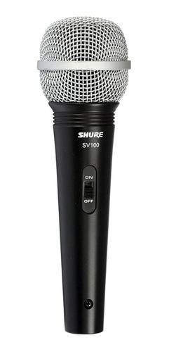 Shure Sv100 Microfono De Mano Envío Gratis