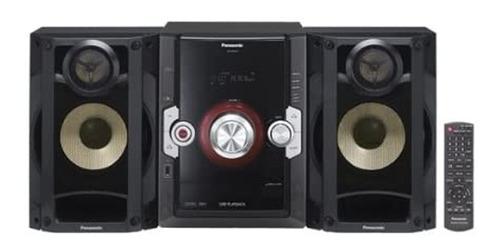 Equipo De Musica 250 W Usb Mp3 Am Fm Digital Panasonic - Mm