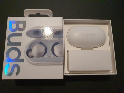 Auriculares Samsung Buds Blancos Sm-r170n