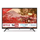 Smart Tv Aiwa Aw-42b4sm Led Full Hd 1080p 3 Hdmi 2 Usb
