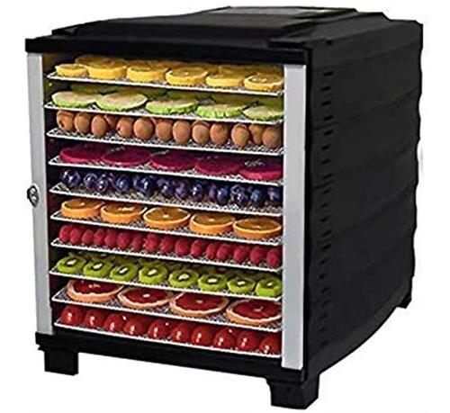 Maquina Deshidratadora De Alimentos Comercial | Facil Conf
