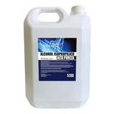 Alcohol Isopropilico Bidon X 5 Litros 99,9% Pureza!!!