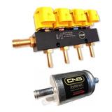 Rampa Inyectores + Filtro Gnc Gas 5ta Generacion