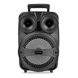 Parlante Gadnic Live Studio Xbs11 Portátil Con Bluetooth  Negro
