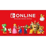 Nintendo Switch Online Anualidad