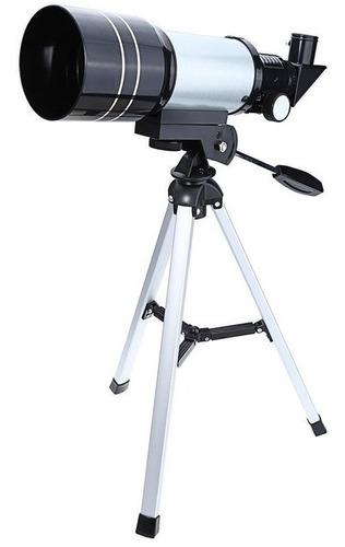 Telescopio Astronómico 300 X 70mm Oculares