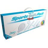 Pack 4 En 1 Sport Para Wii