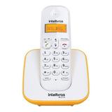 Telefone Sem Fio Intelbras Ts 3110 Amarelo