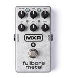 Pedal Mxr M116 Fullbore Metal