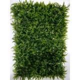 Placa De Samambaia Cheia 40x60 Jardim Vertical Artificial