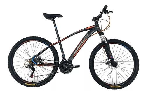 Biciclet Profit Arizona Max Tourney 8 Vel Hidraulica Acero