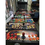 Consola Arcade Diseños Exclusivos 8500 Juegos. Local En Caba