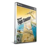 Flight Simulator Fsx Deluxe Edition Pc