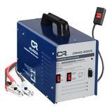 Cargador De Baterias Con Arrancador 40/400 Arg Cr Monostock