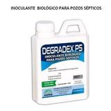 Degradex Ps. Microorganismos Para Pozos Septicos. 1 Litro
