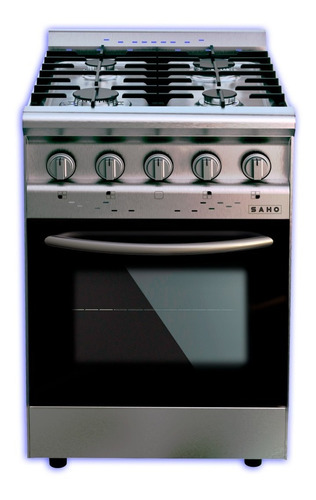 Cocina Industrial Saho Jitaku 55 Visor - Ahora 18 + Envio Sc