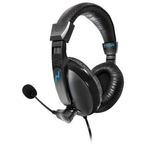 Auricular Gamer Ps4 Pc Con Microfono Headset Noga St-1688 Ep