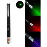 Apuntador Laser Puntero3 Colores 650nm Poderoso Tiendafisica