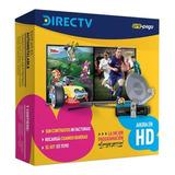 Antena Direct Tv Kit Completo Prepago 46 Cm Auto Instalable
