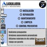 Service  Instalacion Heladera Aire Acondicionado Lavarropas