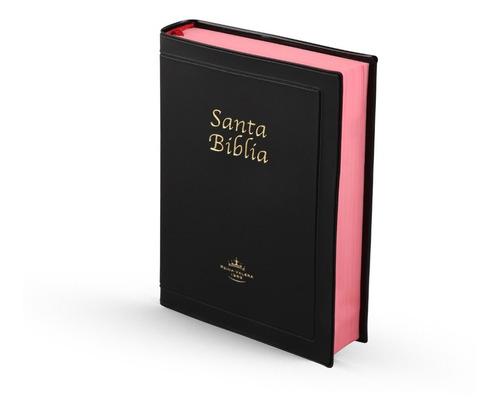 Biblia Reina Valera 1960, Tapa Flexible , Filo Rojo