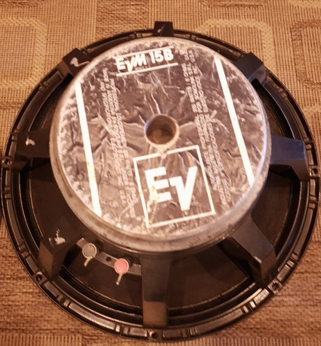 Ev Parlante 15b Electro Voice 200w 8 Ohm