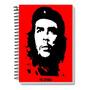 Caderno Che Guevara 10 Materias Com Adesivos 5567 Original