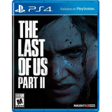 The Last Of Us 2 Ps4 Formato Fisico Juego Playstation 4