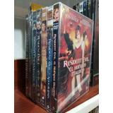Resident Evil Colección Completa En Dvd Original