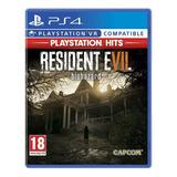 Resident Evil 7: Biohazard Capcom Ps4 Físico