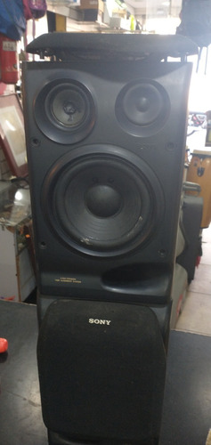 Parlantes Sony Mod Ss-h801v 6 Omhs El Par Oferta!!
