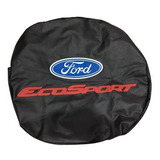 Funda Cubre Rueda Auxilio Ford Ecosport - Logo Ford
