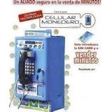 Telefonos Monederos Gsm  De Celular Para Venta De Minutos