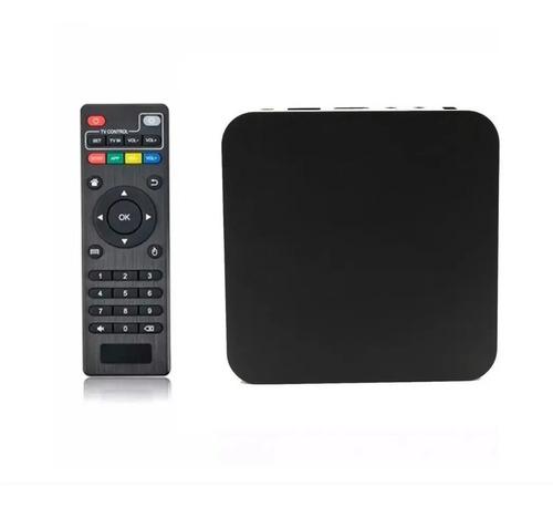 Smart Tv Box 4k 1g+8gb Android 7.2control Remoto Envio Grati