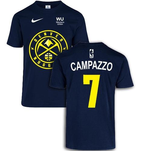Denver Nuggets Facu Campazzo #7 Nba