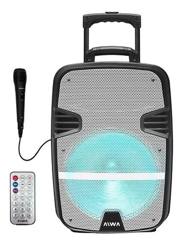 Parlante Portátil Aiwa 12 Pulgadas Bluetooth Aw-p1200d