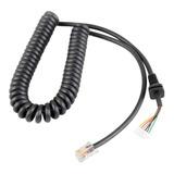 Yaesu Cable De Micrófono Ft 2600 2800 2900 Mh48a6j Mh 36b6j